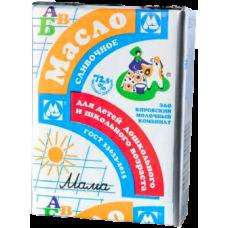 Масло сливочное для детей дошкольного и школьного возраста 72,5%