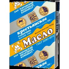 """Масло """"Крестьянское"""" 72,5%"""
