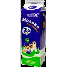 Молоко «Вятушка» 2,0%