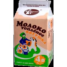 Молоко топлёное «Вятушка» 4%