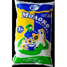 Молоко «Вятушка» 3,5%