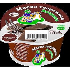 """Творожная масса """"Вятушка"""" с сахаром и шоколадной крошкой 15%"""